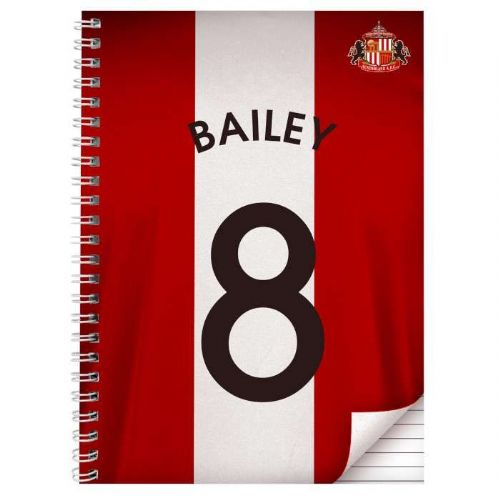 Sunderland A4 Notebook
